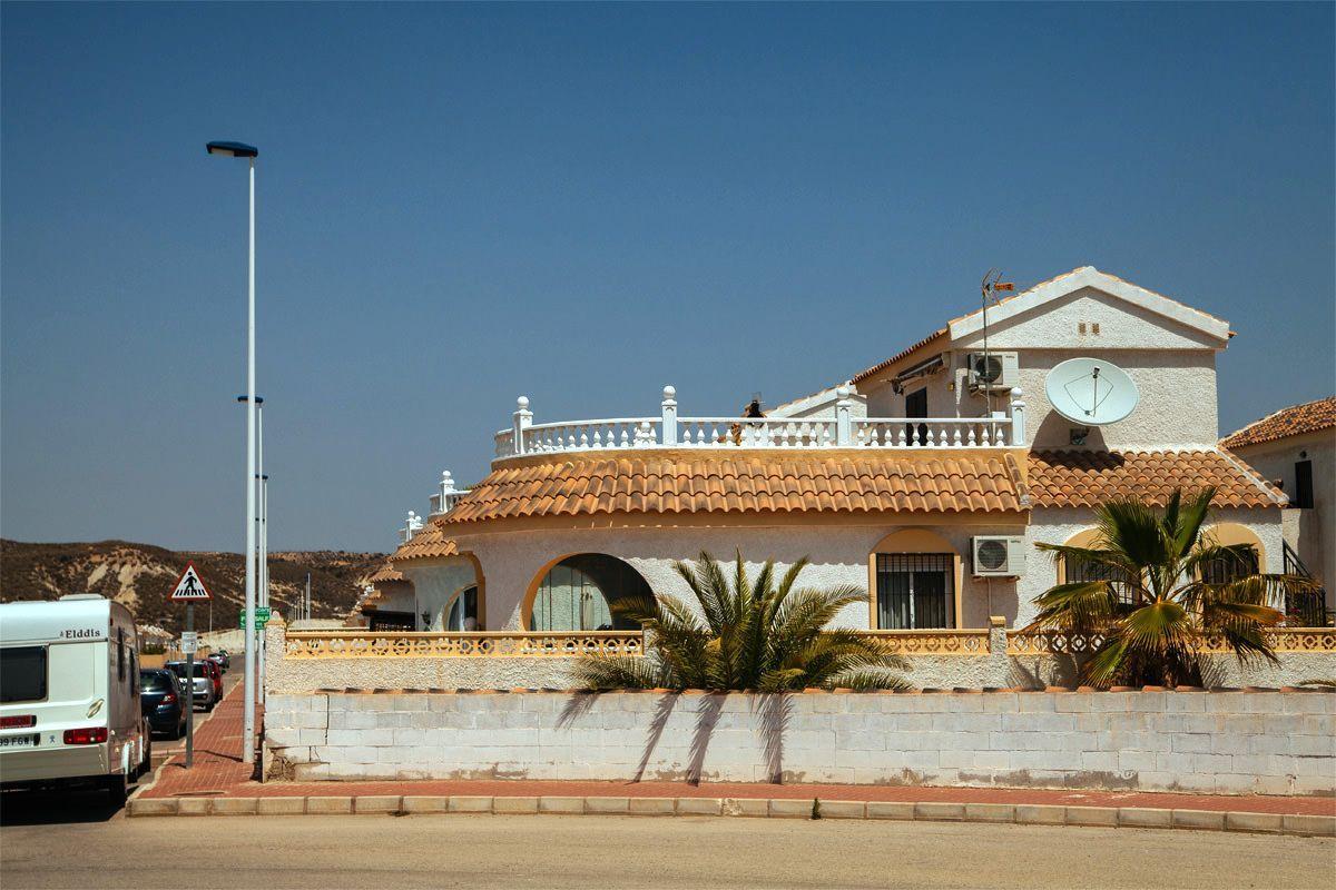 Urbanizacion Camposol en Mazarron