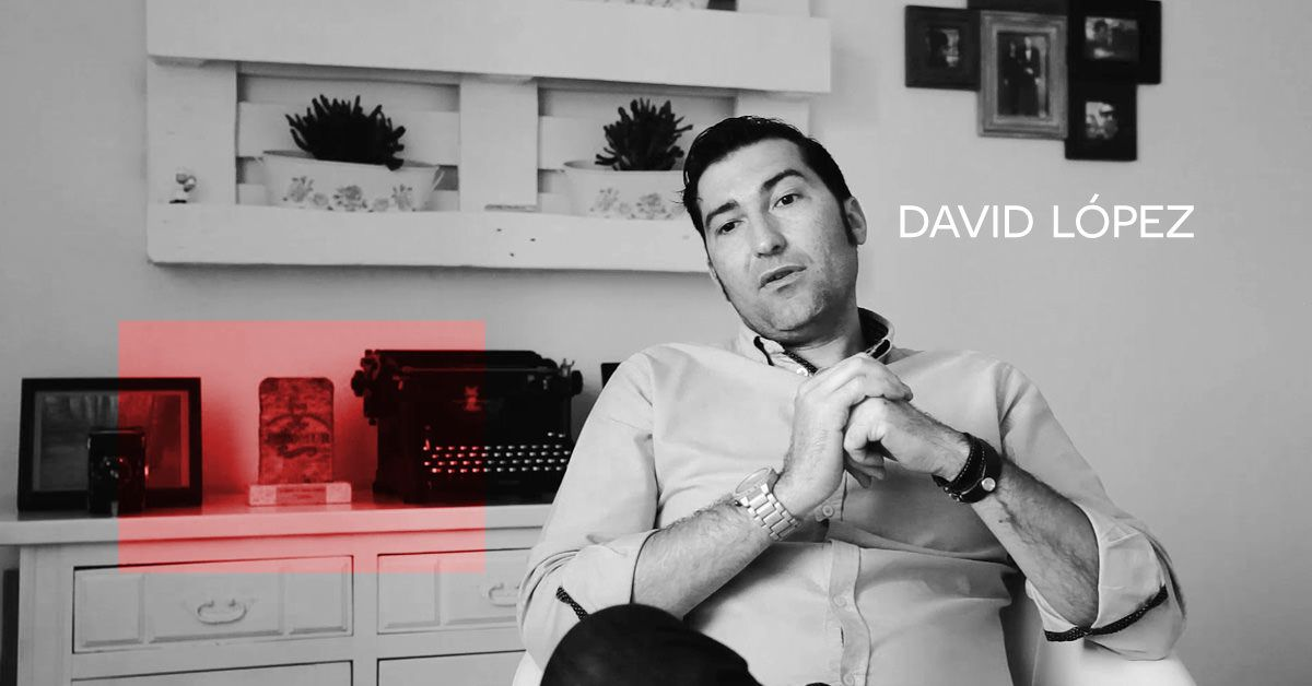 Brand personal David Lopez portada