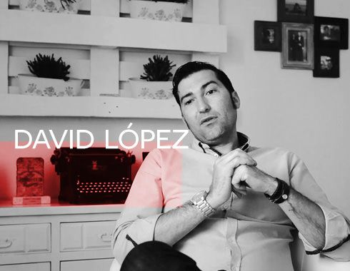 David Lopez portada