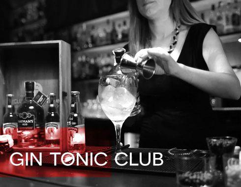 Gin Tonic Club portada