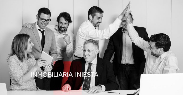 Business Portrait. Agencia Inmobiliaria