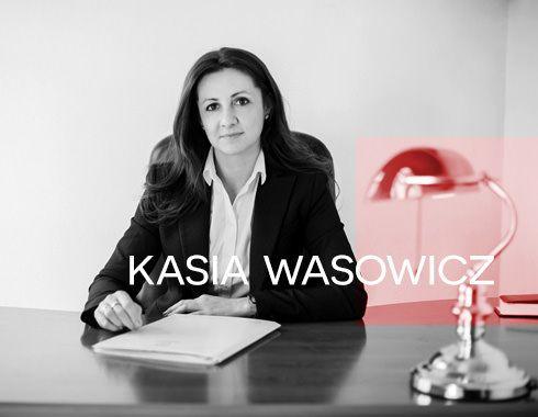 Kasia Wasowicz portada