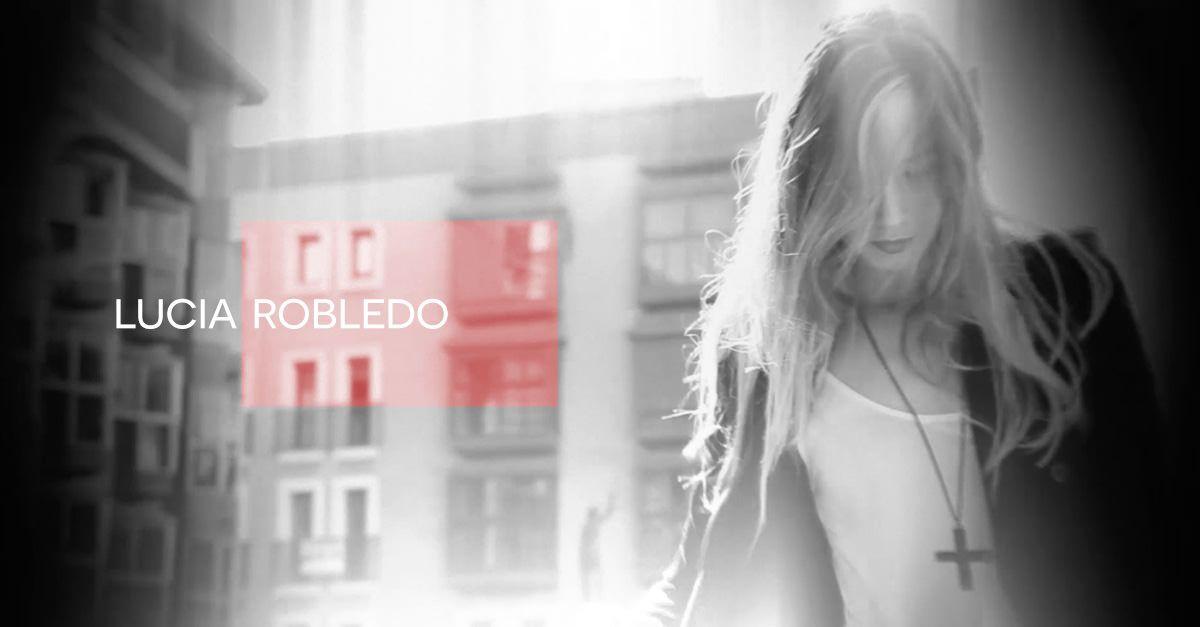Fashion film Lucia Robledo portada grande