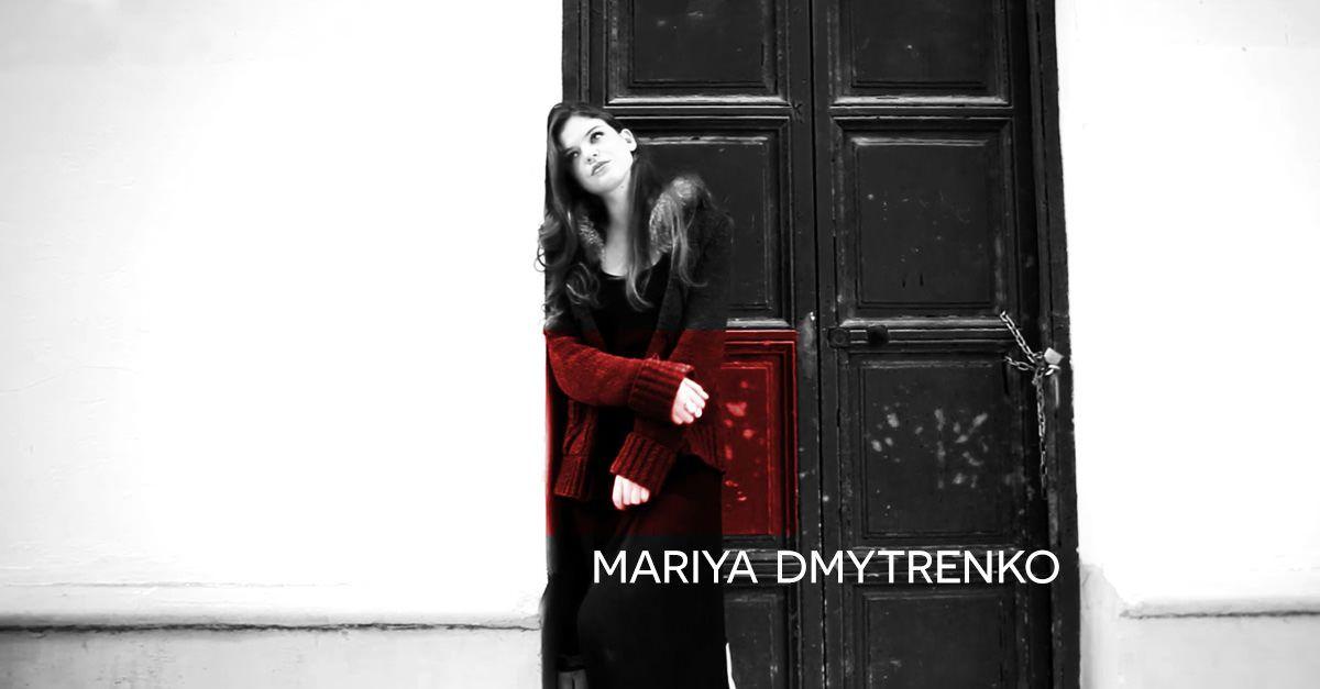 Fashion film Mariya Dmytrenko portada