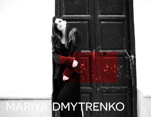 Mariya Dmytrenko portada