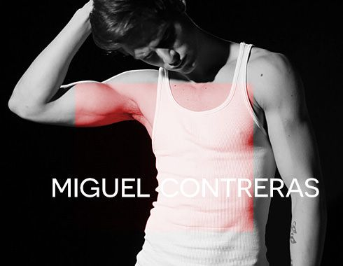 Miguel Contreras portada