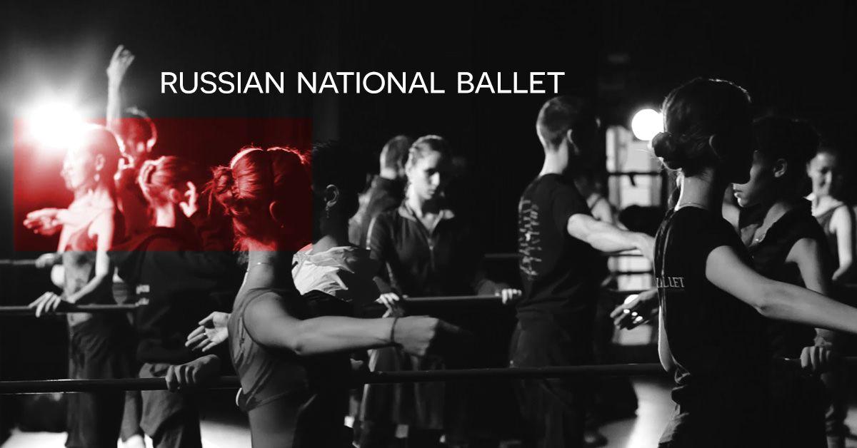 Portada Russian National Ballet
