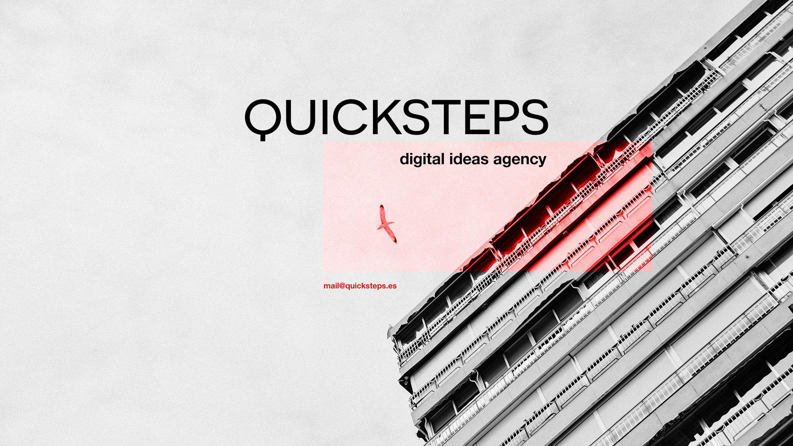 QuickSteps digital ideas agency Agencia de Publicidad y Marketing digital