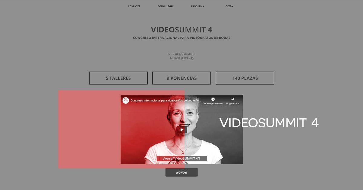 Web. VideoSUMMIT 4