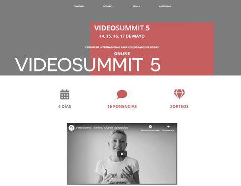Web. VideoSUMMIT 5