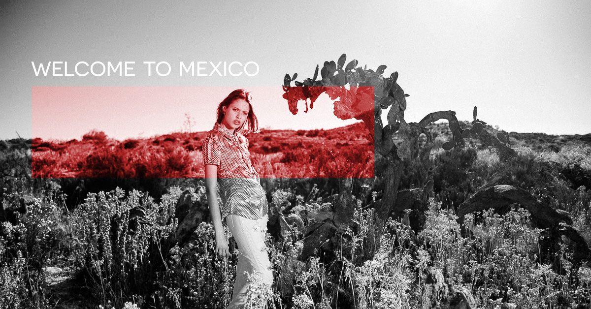 editorial welcome to mexico portada
