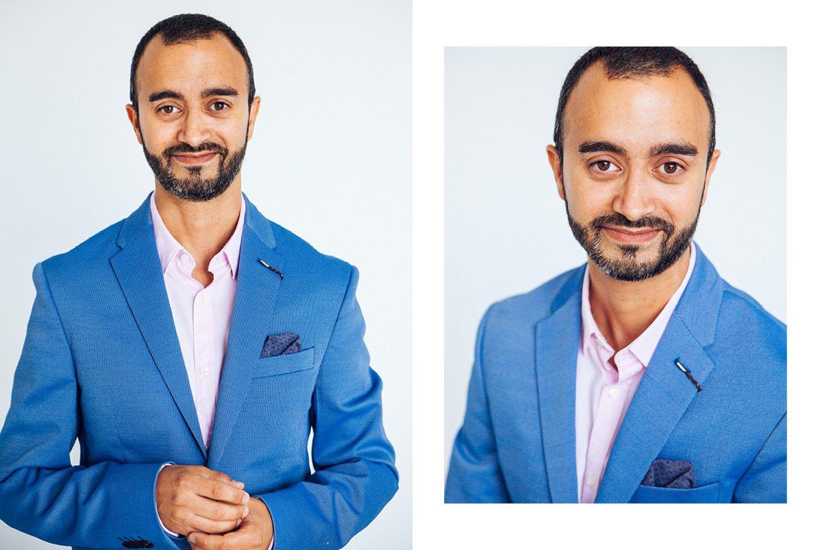 01 Daniel Perez sesión de retrato profesional