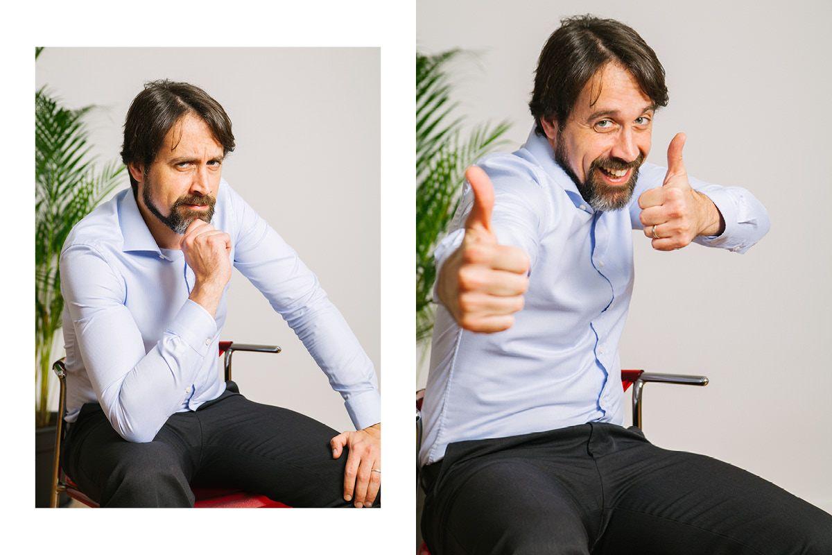 Inmobiliaria David Iniesta retrato empresarial