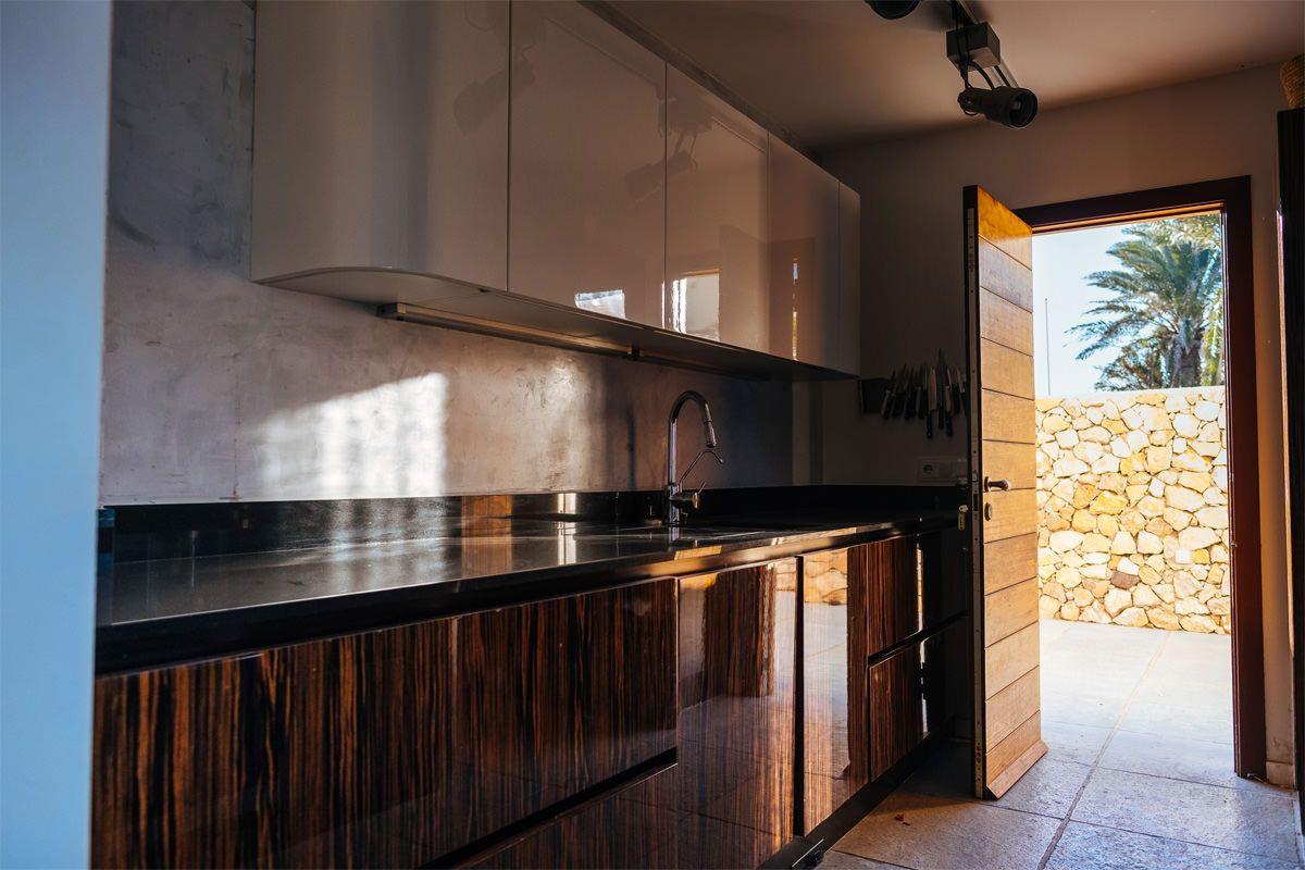 Fotografía de arquitectura e inmobiliaria. Chalet en la Manga de Mar menor