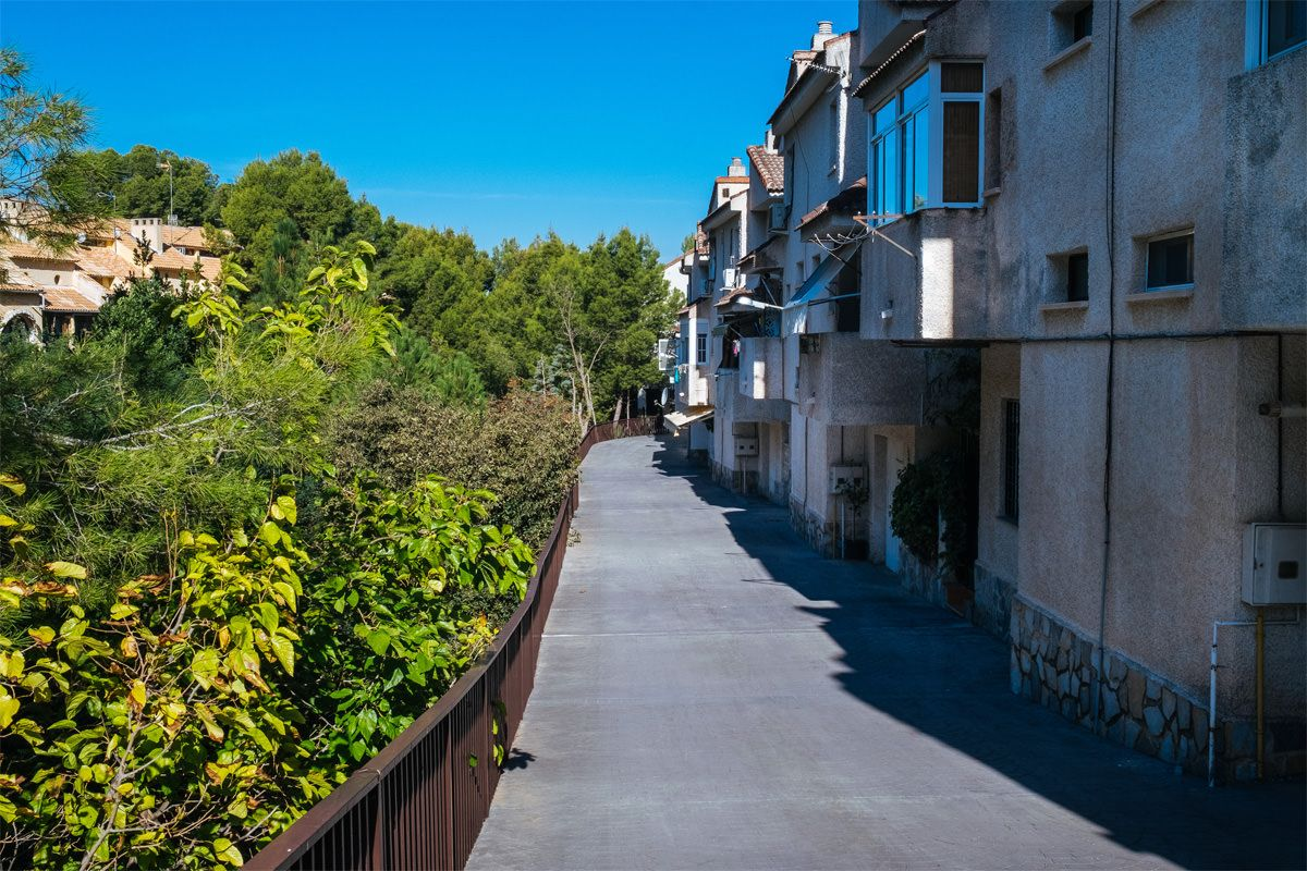 Fotografía de arquitectura en Málaga. Real estate photography. Casa en venta en La Alberca
