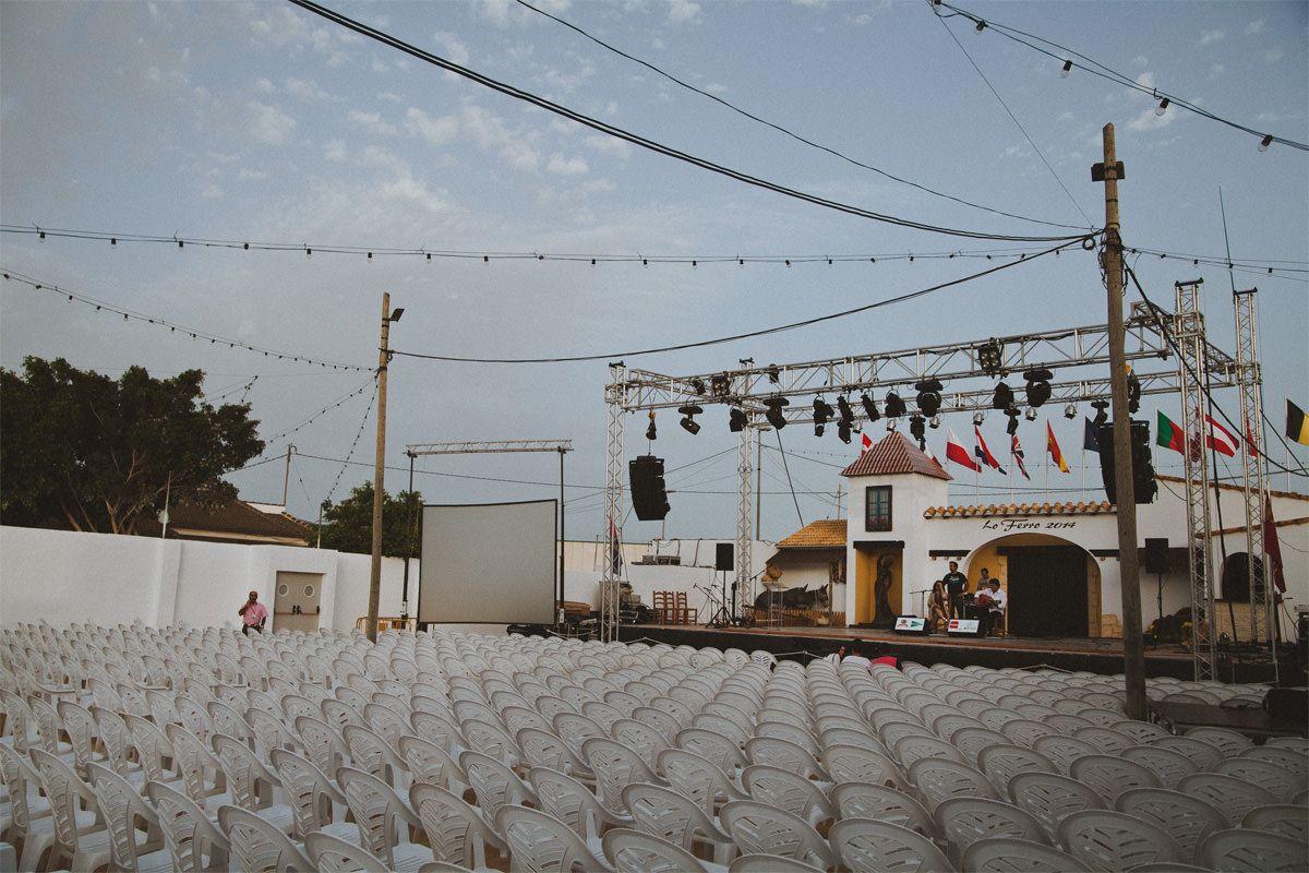 Festival de cante flamenco Lo Ferro