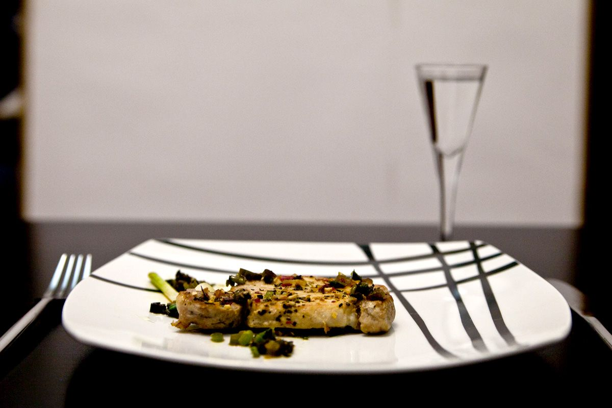 La Fogata fotografía para restaurantes