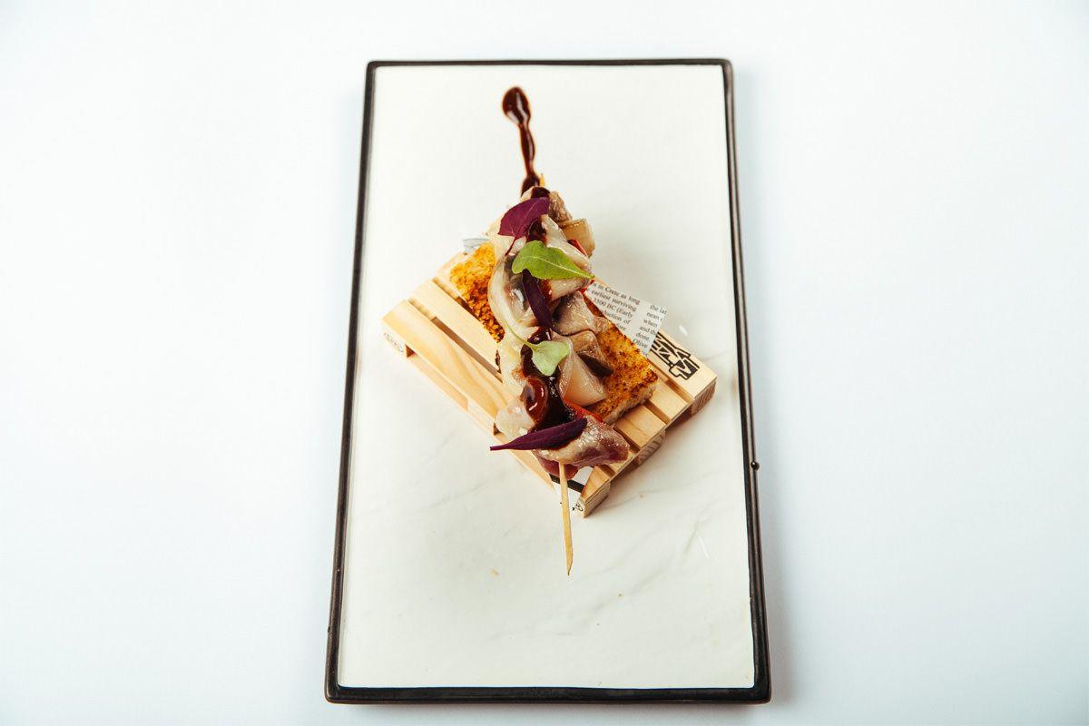La Tropical fotografía para restaurantes